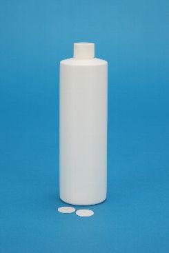プラスチック容器:SP-500(白) P-27平CAPガス抜きP付