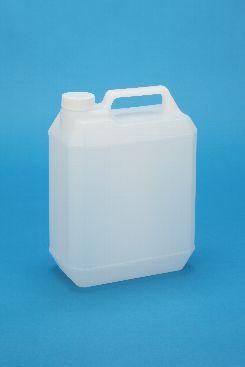 プラスチック容器:新4L手付缶(N) ガス抜き仕様