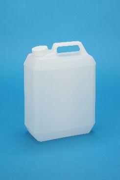 プラスチック容器:4L手付缶N ガス抜き・CAP付
