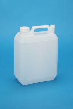 プラスチック容器:4L二口缶