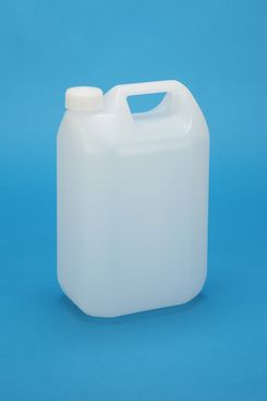 プラスチック容器:5L MS缶