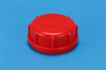 プラスチック容器:SF20Lキャップ 赤