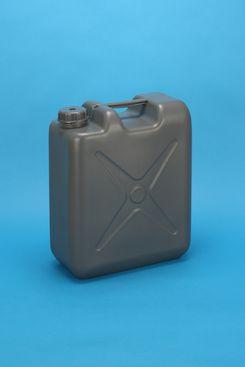 プラスチック容器:SF20L 扁平缶(G)