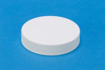 プラスチック容器:2寸8分キャップ(白)