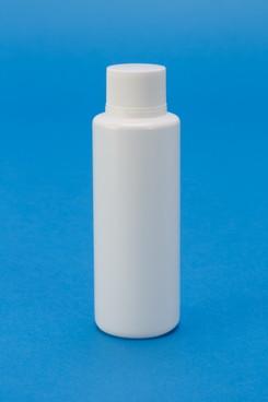 プラスチック容器:PH-100LD(乳白) ガス抜き