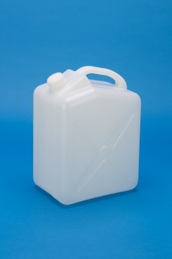 プラスチック容器:10Lホーム缶 ガス抜き仕様