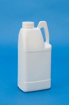 プラスチック容器:2L ECOボトル(乳白)