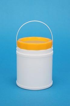 プラスチック容器:1Lボンド(乳白)