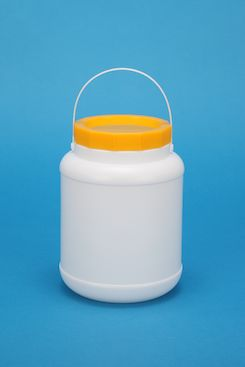 プラスチック容器:1.5Lボンド(乳白)