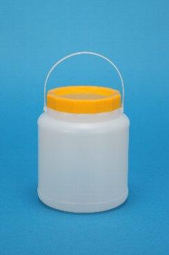 プラスチック容器:1.5Lボンド中栓 N・CAP・紐付