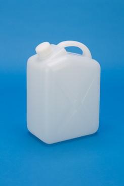 プラスチック容器:5L ホーム缶