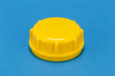 プラスチック容器:SF20Lキャップ 黄